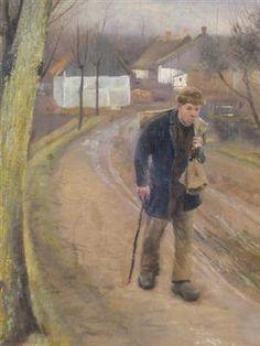 'Mand i landsbyen Ring'