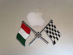 Badge Flag Italy Vespa VBA VBB VBC GS GL ALLSTATE HOFFMANN ACMA ETC