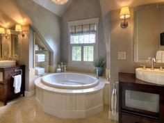 20 Wickham Rd, Newport, RI 02840 - Zillow Newport Rhode Island, Chic Bathrooms, Types Of Houses, Bath Design, Jacuzzi, Corner Bathtub, Home And Family, Building, Restroom Design