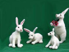 Pääsiäispupuja koko porukka Bunnies