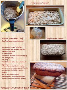 Brot selber backen...