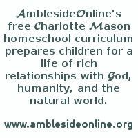 AO Art Schedule AmblesideOnline.org