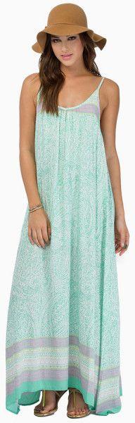 Love this: Boho Beauty Maxi Dress @Lyst