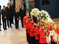Princess Diana's funeral - one of the saddest days of my life
