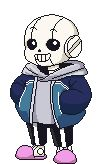 Cybertale Sans: Bouncy Bounce~ by Ethai on DeviantArt