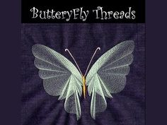 Butterfly Threads Machine Embroidery Designs http://www.designsbysick.com/details/butterflythreads