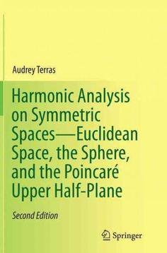 Harmonic Analysis on Symmetric Spaces: Euclidean Space, the Sphere, and the Poincare Upper Half-plane