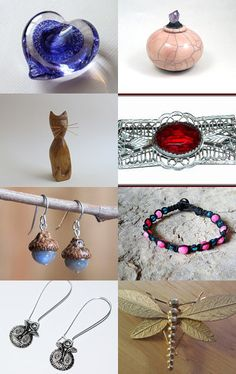 Just Because - Tempt Team Treasury by Kat Brown on Etsy--Pinned with TreasuryPin.com
