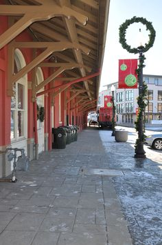 Train Station in Culpeper