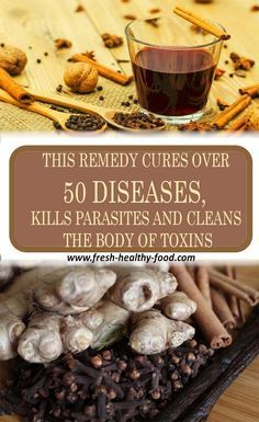 This remedy has amazing beneficial properties for human health. It can replace a variety of medication and treat amazing number of diseases as well as remove parasites and clears the body of toxins. It is a remedy very easy to prepare it is tasty and most of all it smells amazing...
