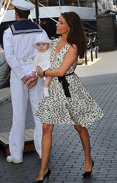 Princess Marie of Denmark (not Princess Mary - they look remarkably similar!)
