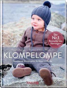 In ihrem Nr-1-Bestseller bringen die beiden Autorinnen Hanne Andreassen Hjelmas und Torunn Steinsland 66 bezaubernde Strick-Ideen für Baby- und Kindersachen.