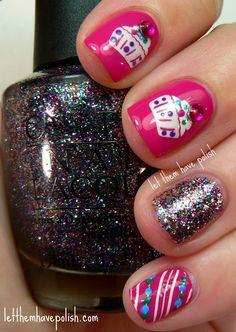 cupcake nail polish