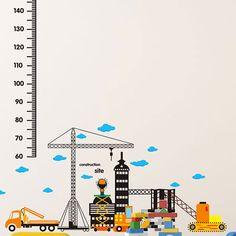 Darus, munkagépes építkezés magasságmérő falmatrica #magasságmérő #város #épitkezés #munkagép #city #gyerekszobafalmatrica #falmatrica #gyerekszobadekoráció #gyerekszoba #matrica #faldekoráció #dekoráció Construction, Map, Building, Location Map, Maps