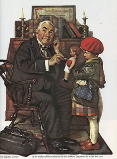 Norman Rockwell | Flickr - Photo Sharing!