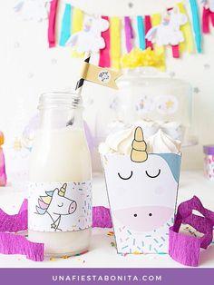Cajita Unicornio #unicorn #partyunicorn #cajitaunicornio #cumpleañosunicornio