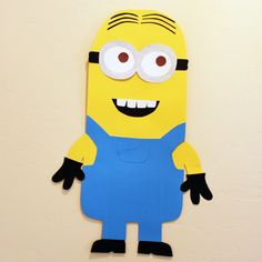 Dollar Store Crafts » Blog Archive » Despicable Me Party!