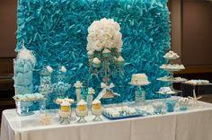 "Photo 11 of 28: Under the Sea / Birthday ""Emerald's Under the Sea Mermaid 3rd Birthday Party"" | Catch My Party"