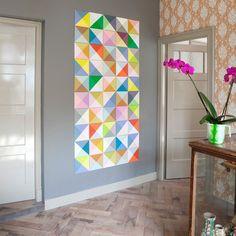 ixxi: Loco Color Large/ Modular Wallpaper