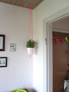 Hanging plant - TheFunkyFox