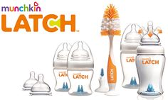 We want to help new mums reach their breastfeeding goals, that's why we have teamed up with Munchkin to offer three lucky readers the chance to win a Newborn Bottle Starter Set from the revolutionary Munchkin LATCH™ bottle feeding system! Closing Date 17 November 2014