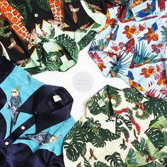 Shop the perfect prints from Silken Favours #print #art #illustration #design #silk #shirt #animal #designer #british #donnaida #fashion #style http://www.donnaida.com/designers/silken-favours.html