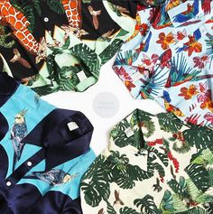 Shop the perfect prints from Silken Favours #print #art #illustration #design #silk #shirt #animal #designer #british #donnaida #fashion #style http://www.donnaida.com/designers/silken-favours.html
