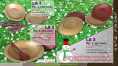 Level Gift Gabungan Tulipware November - Desember 2014