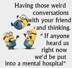 Like when Jenny and I were cracking up in the oncology waiting room. We ARE crazy...crazy fun.