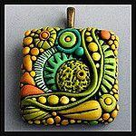 Inchie Pendants by MandarinMoon