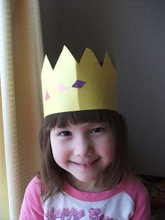 Preschool Crafts for Kids*: costume
