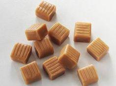 Varomeando: Caramelos de cafe con leche