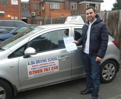 Do you want to pass driving test quickly then call Alba on 07988 767248.