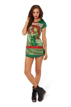 Poison Ivy GFT › Black Milk Clothing This shirt was made for me.