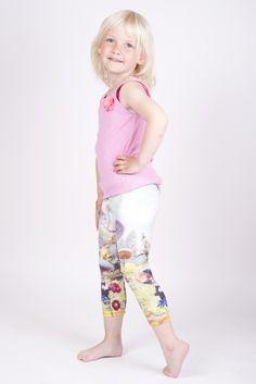 Happy Happy Girl! Bonnie Doon wonderland #legging