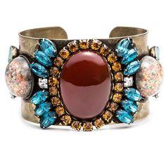 DANNIJO Katniss Bracelets ($520) ❤ liked on Polyvore