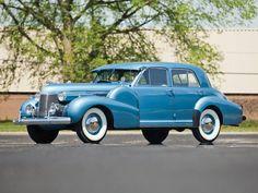 1940 Cadillac Series 60.