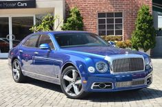 Bentley Mullsanne