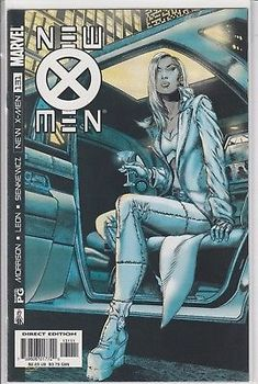 MARVEL FREE UK P+P! BAGGED AND BOARDED X-23 #5 VOL 4-1ST PRINT