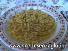 Ricetta Passatelli romagnoli senza glutine