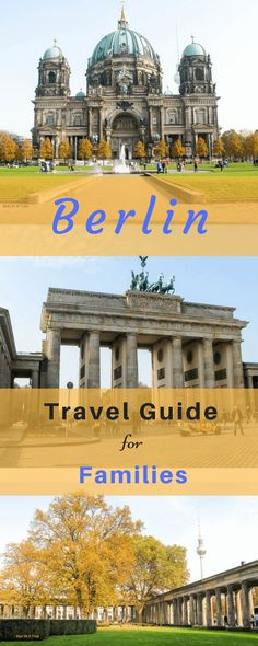 The top attractions in Berlin are a good mix of history, culture and art. There is enough to explore for families with kids, and you are never far away from a delightful cafe to take a break. #berlin #visitberlin #berlinattractions #berlintravelguide #familytravel #travelwithkids #berlinzoo