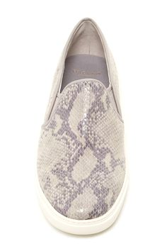 Jennica Slip-On Leather Sneaker by Cole Haan//