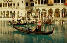 Gondola gondola! Would you like to be sailing around the Grand Canal in Venice this summer, too?