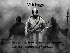 Viking quotes have always become favored among the Viking enthusiasts. Not only do they reflect what we need in life but also strike up the Viking spirit inside us. Here are some Viking quotes that can be your daily guide to live your life to the fullest. Viking Men, Viking Life, Viking Warrior, Warrior Spirit, Warrior Quotes, Norse Pagan, Norse Mythology, Viking Facts, Viking Quotes