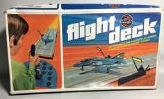 Airfix Flight Deck 1970s