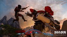 Mass Effect Andromeda - New Gameplay 4K