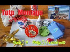 Surfcasting : Tuto montage numéro 3 spécial mulet