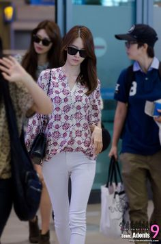 Yoona #윤아 #ユナ #SNSD #少女時代 #소녀시대 #GirlsGeneration 130915 Incheon Team Adonis
