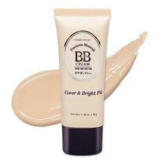 ETUDE HOUSE-ETUDE Precious Mineral BB Cream Cover & Bright Fit, dewy skin but better for those with yellow undertones $12.96