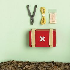 Best Made first-aid kit